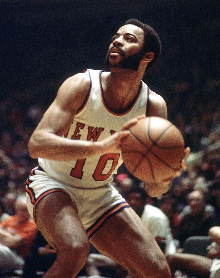 75 best Walt Frazier images on Pinterest   New york knicks ...