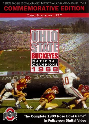 Ohio State: 1969 Rose Bowl Game National Championship [Commemorative Edition] [DVD] [2003]