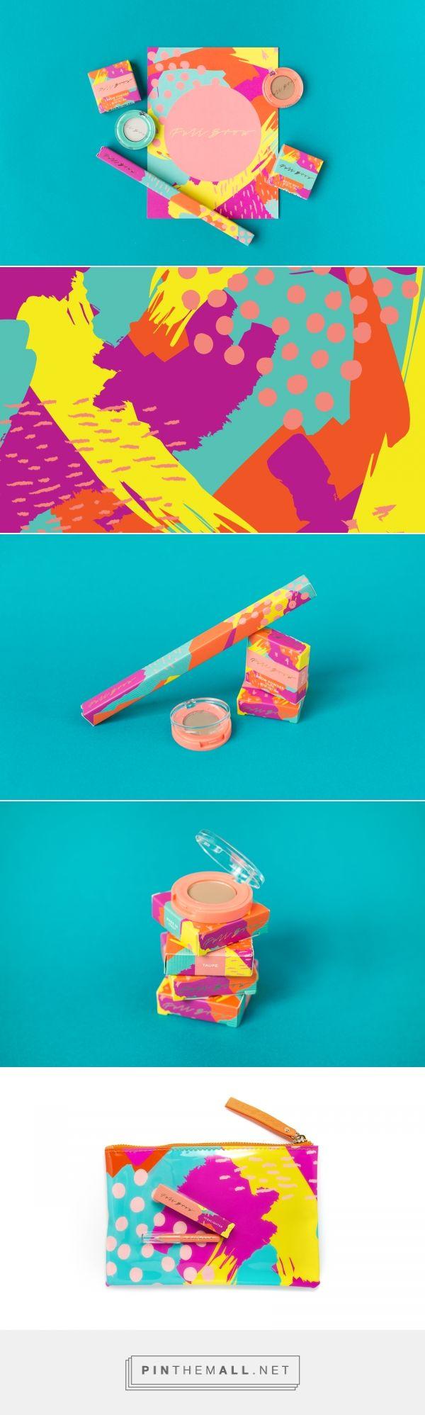 Full Brow - Eye Brow Make-up Packaging by Susu Studio   Fivestar Branding Agency – Design and Branding Agency & Curated Inspiration Gallery
