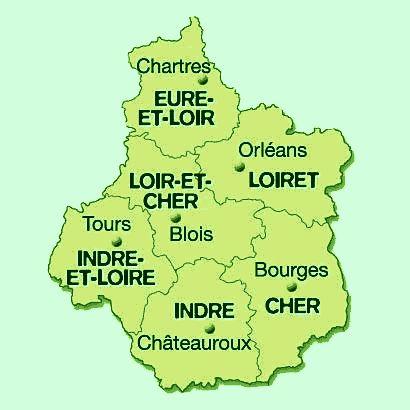 74 best centre val de loire r gion france images on for Region du loiret