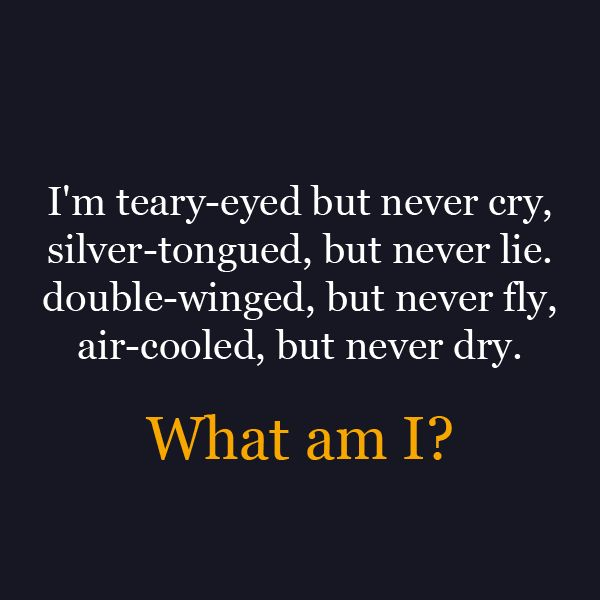 """18 Classic """"What Am I"""" Riddles. #riddles #brainteasers"""