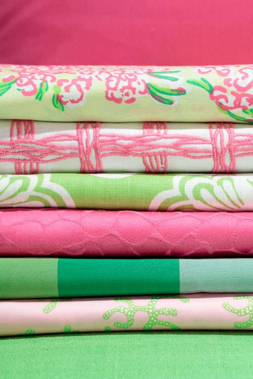 Lee Jofa With Lilly Pulitzer Fabrics
