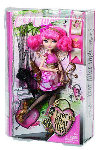 【楽天市場】エバーアフターハイ人形ドール Ever After High C.A. Cupid Doll:ファミリーポケット