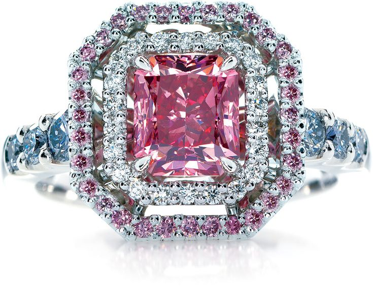 Calleija Pink Diamonds | The Jewelry Editor