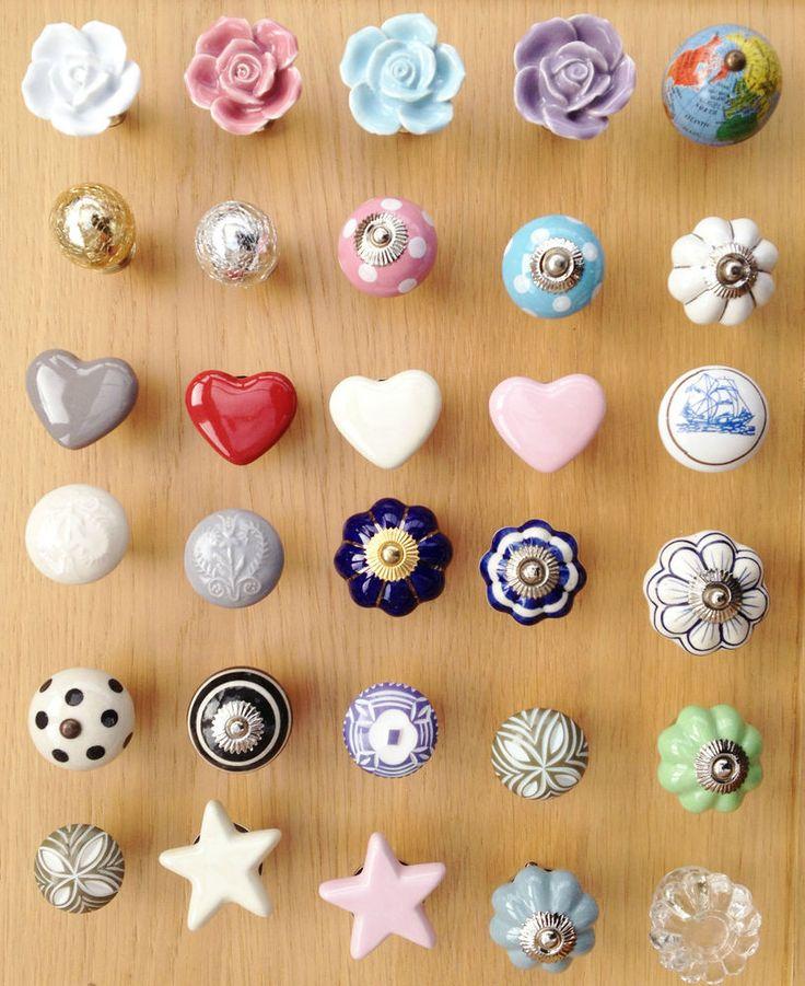 17 mejores ideas sobre perillas de caj n en pinterest - Pomos puertas armarios ...
