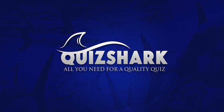 Logo design made for - QuizShark
