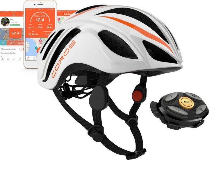 Deze slimme fietshelm is veilig én multifunctioneel  Een fietshelm is voor veel recreatieve fietsers spijtig genoeg een van de meest overbodige gadgets wanneer ze hun rijwiel bestijgen. Hier probeert start-up Coros een einde aan te maken door een slimme helm te ontwikkelenwaarmee je tijdens het fietsen hands-free kan bellen muziek kan luisteren GPS-instructies en feedback over je prestaties kan krijgen.  De Coros LINX ziet eruit als eennormale fietshelm. Het is echter een smarthelm die…