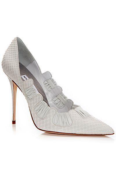 Manolo Blahnik - Shoes More - 2014 Spring-Summer #manoloblahnikheelsbeautiful #manoloblahnikheels2017