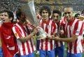 El Atlético de Madrid gana la Europa League y nosotros tenemos las fotos.