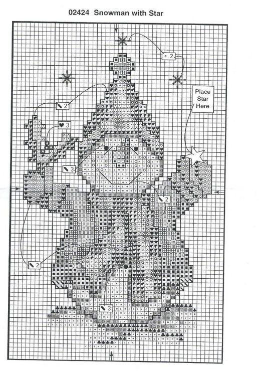 Needlepoint Christmas Pillow