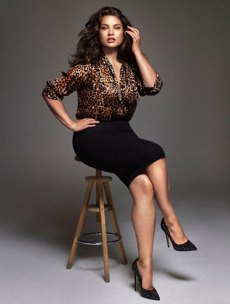 model: tara lynn photo: xavi gordo for elle spain (11.2013) via: citizens of fashion   Stunningly beautiful