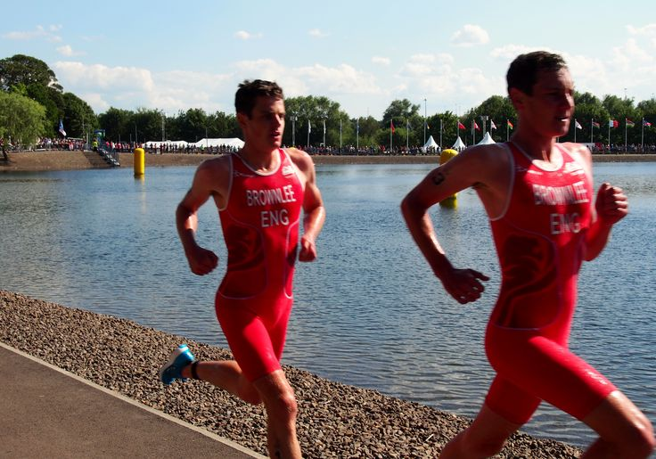 Brownlee Brother's romping to victory
