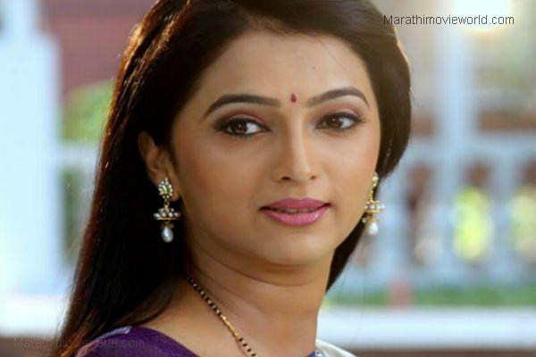Actress Rujuta Deshmukh