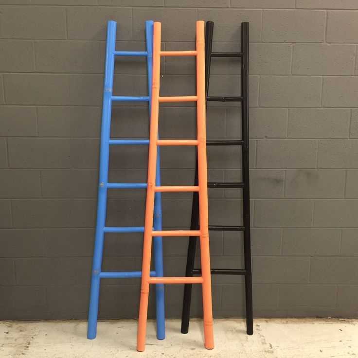 Bamboo Ladder For Display