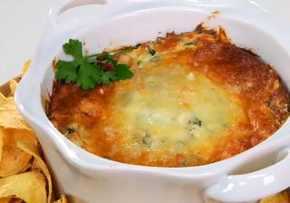 Light Spinach and Artichoke Dip Recipe! http://eatgroovyrecipes.blogspot.com/2013/11/light-spinach-and-artichoke-dip-recipe.html