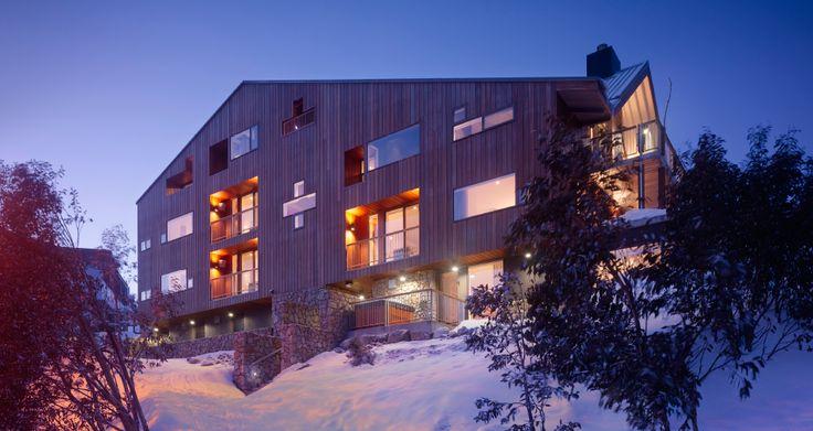 Fjall Apartments [Sleeps up to 8]  7 Snowgums Lane, Falls Creek
