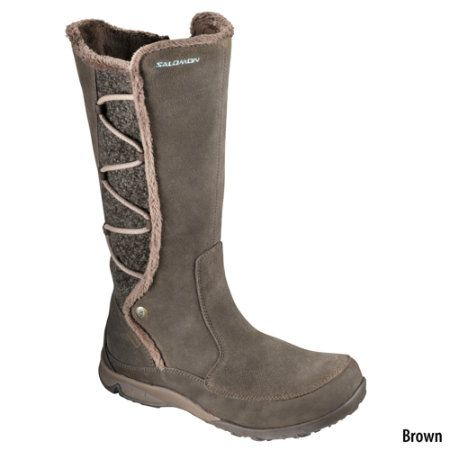 Salomon Women S Tall Fashion Boots