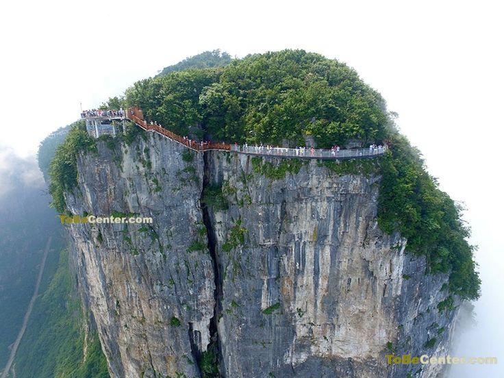 ponte-di-vetro-Zhangjiajie-parco-nazionale-montagna-tianmen-hunan-Cina-2.jpg (880×660)