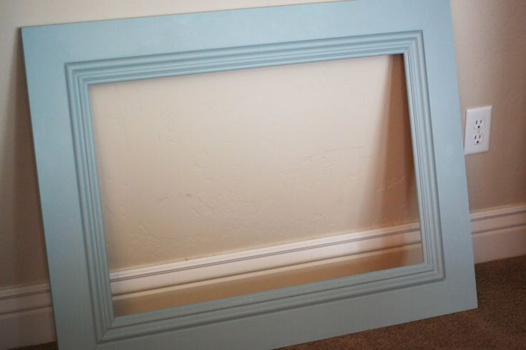 From Door Step to Mantle in Under 72 Hours - landeelu.com.. BUILD A PICTURE FRAME EASY PEASY