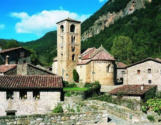 Beget-La Garrotxa (Girona)