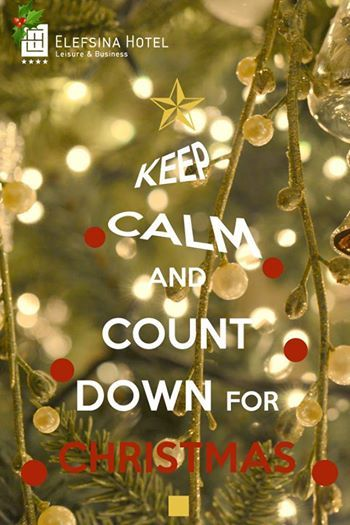 How many days left for Christmas?