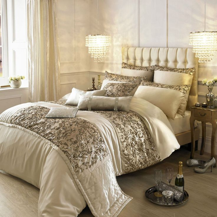 47 best Bed Linen images on Pinterest | Bed linens, Curtains and ... : kylie quilt covers - Adamdwight.com