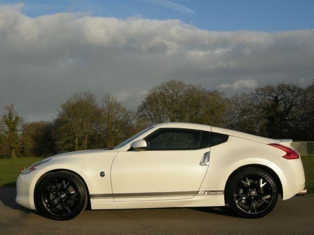 Nissan 370 Z 370Z V6 GT Edition Auto Coupe 3.7 2dr 2011