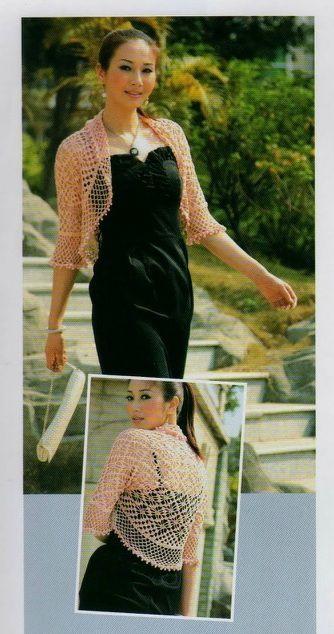 173 best vestidos de nia images on pinterest crochet patterns liveinternet crochet boleroscrochet laceonline dt1010fo