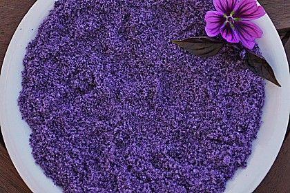 Sylvias Purpur-Salz, ein sehr schönes Rezept aus der Kategorie Sommer. Bewertungen: 7. Durchschnitt: Ø 3,9.