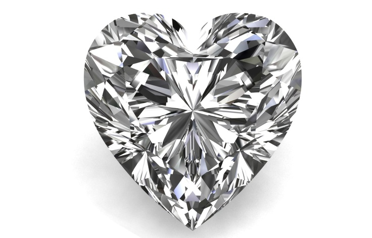 Heart @bensimondiamond #giveadiamond