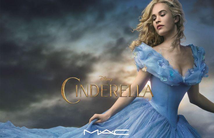 La protagonista de la colección de maquillaje de M·A·C, es la hermosa joven sometida por su cruel madrastra y sus malvadas hermanastras.
