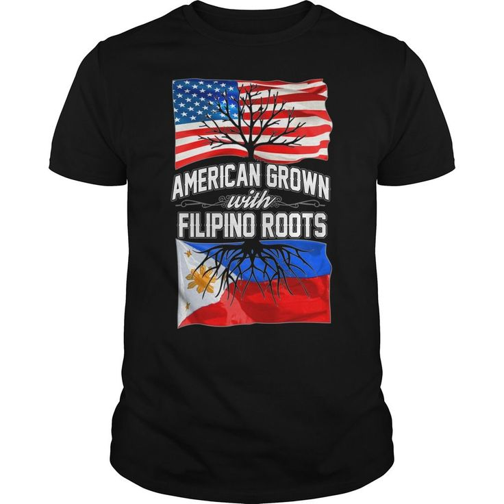 Get yours beautiful American Grown with Filipino Roots Best Gift Shirt Shirts & Hoodies.  #gift, #idea, #photo, #image, #hoodie, #shirt, #christmas