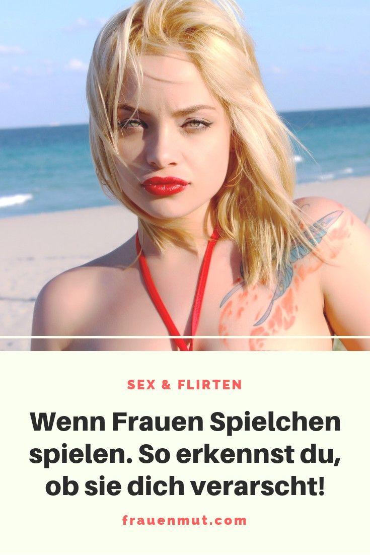 Arschloch Frau Wie Du Erkennst Dass Sie Nur Mit Dir Spielt