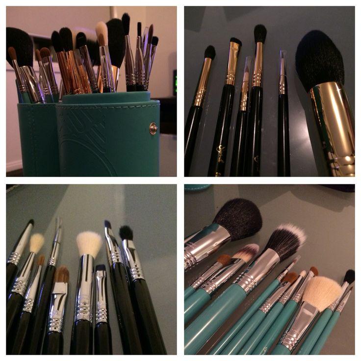 SIGMA brushes :)