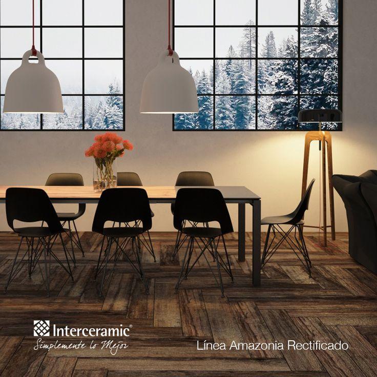Las maderas cer micas tu mejor opci n para una sala for Modelos de ceramica para pisos de sala