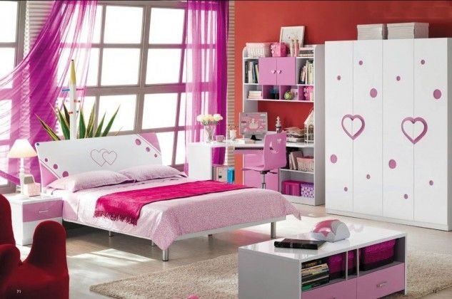 14 Cute and Creative Bedroom Designs For Girls - Top Inspirations