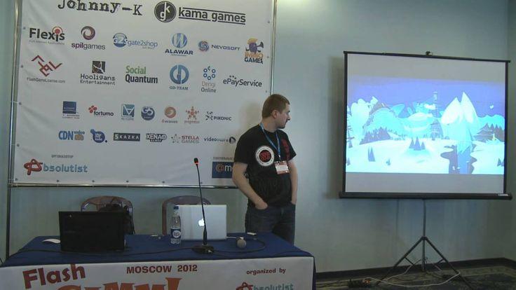 Идеальный анимационный персонаж для игр от ToonBox (Flash GAMM)