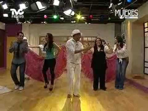 Clases de Baile: Cumbia - YouTube