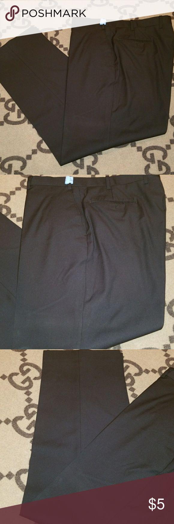 Sean John dress pants Black Sean John dress pants. Fairly certain they are a 36 waist and measured at a 32 length. 36x32. Sean John tends to run big. Sean John Pants Dress