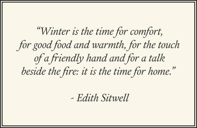 Seven+Quotes+About+Winter  - TownandCountryMag.com