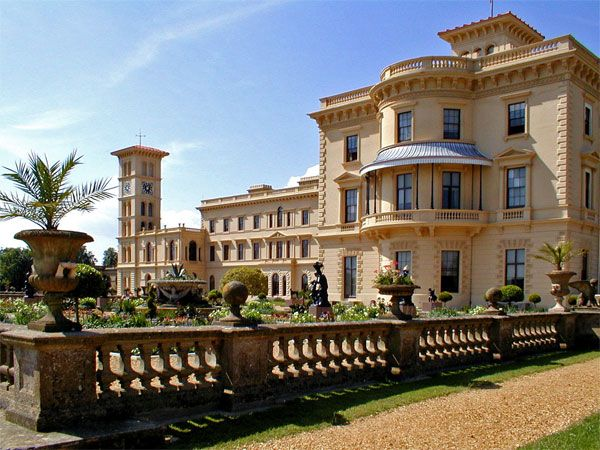Osborne House Isle Of Wight Guest Travel Writers