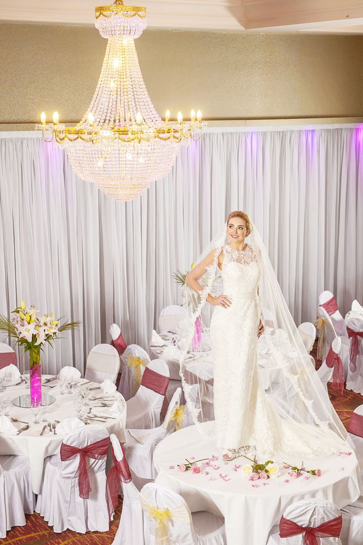 Gown by Ennis Bridal Boutique Hair by Monument Hair Make Up by County Clare Bridal Make Up Artist Linda Tubridy