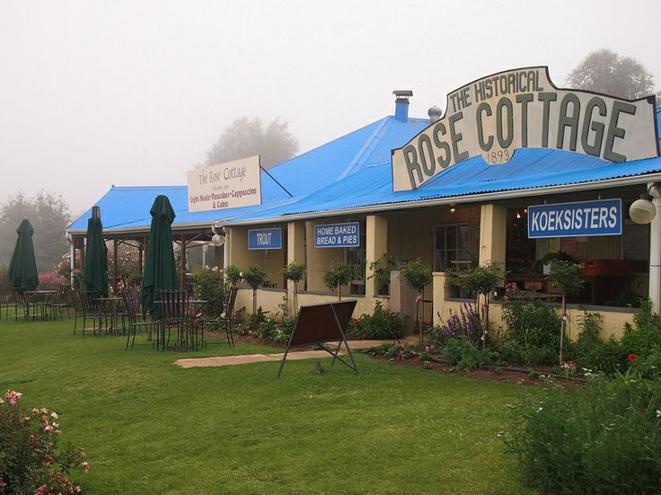 Dullstroom, Mpumalanga - does someone know if Harry's Pancake House is still there???