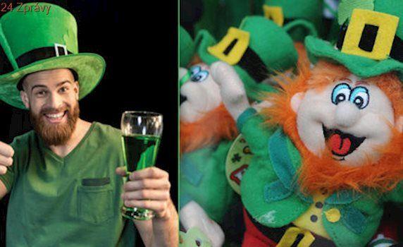 Zelený svátek: Den svatého Patrika můžete oslavit i v Česku