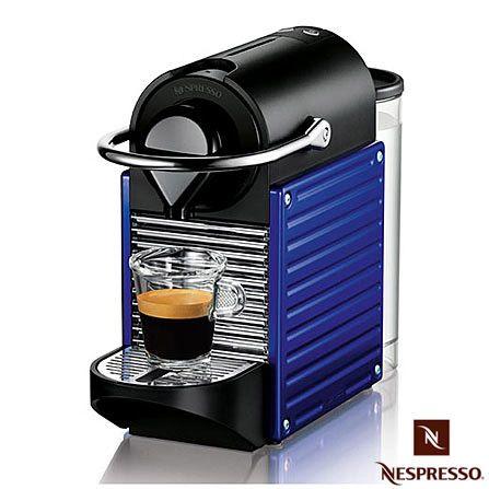 Máquina de Café Espresso Pixie Nespresso - fastshop.com.br
