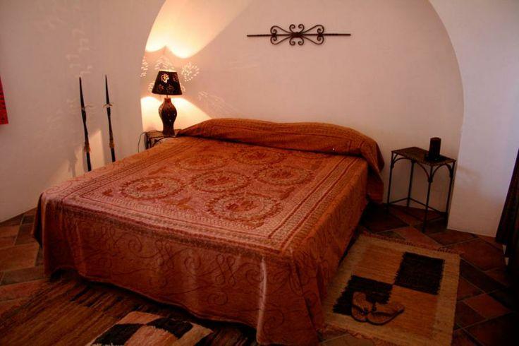 Una delle camere matrimoniali - Dammuso Le Volte