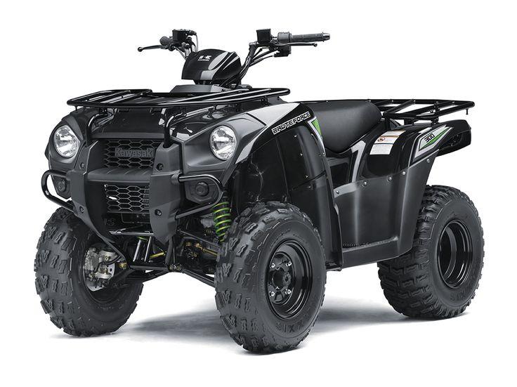 2017 BRUTE FORCE® 300 Sport Utility ATV by Kawasaki Atv