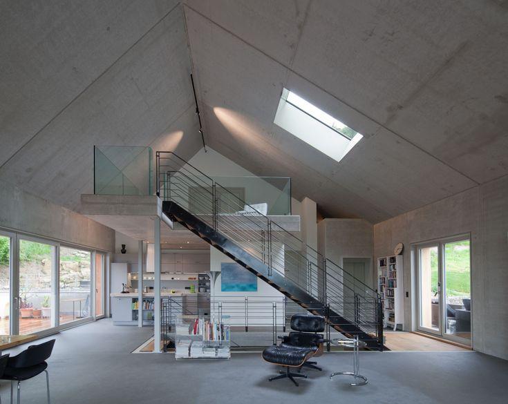Haus F. In Regensburg   Beton   Wohnen/EFH   Baunetzwissen.de