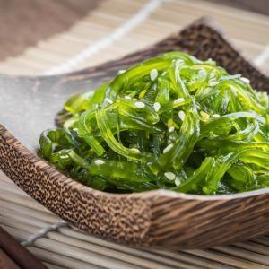 Recetas con alga wakame