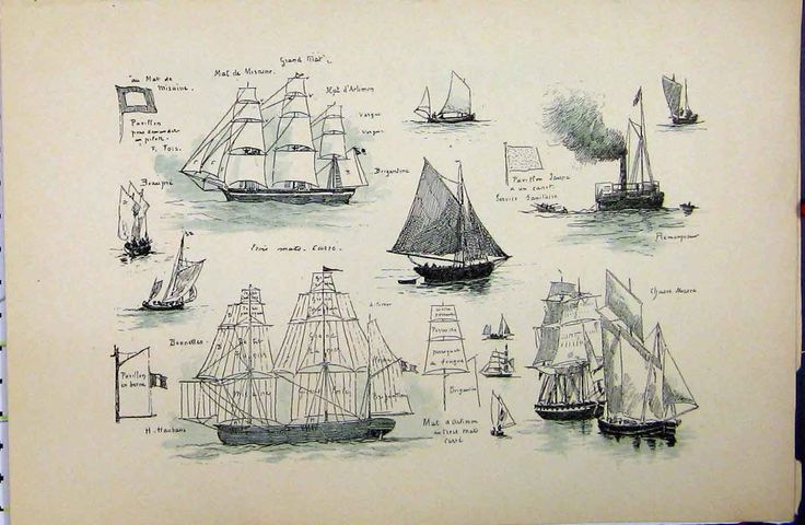 17 Best images about Nautical sketches on Pinterest ...